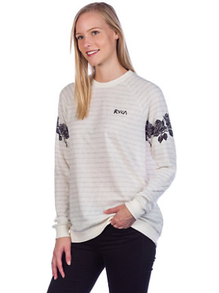 Oblow Roses Sweater