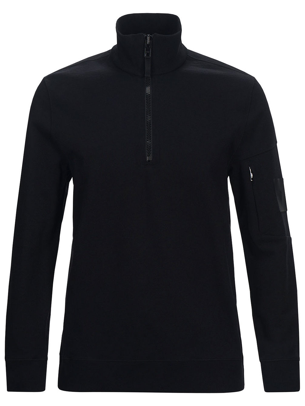 Scrill Half Zip Cárdigan