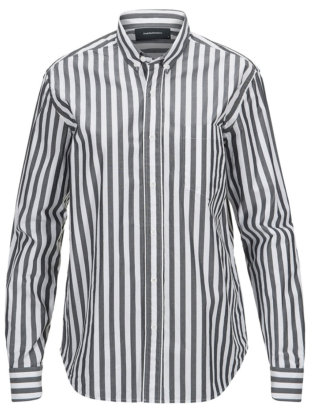 Steve Stripe Shirt LS