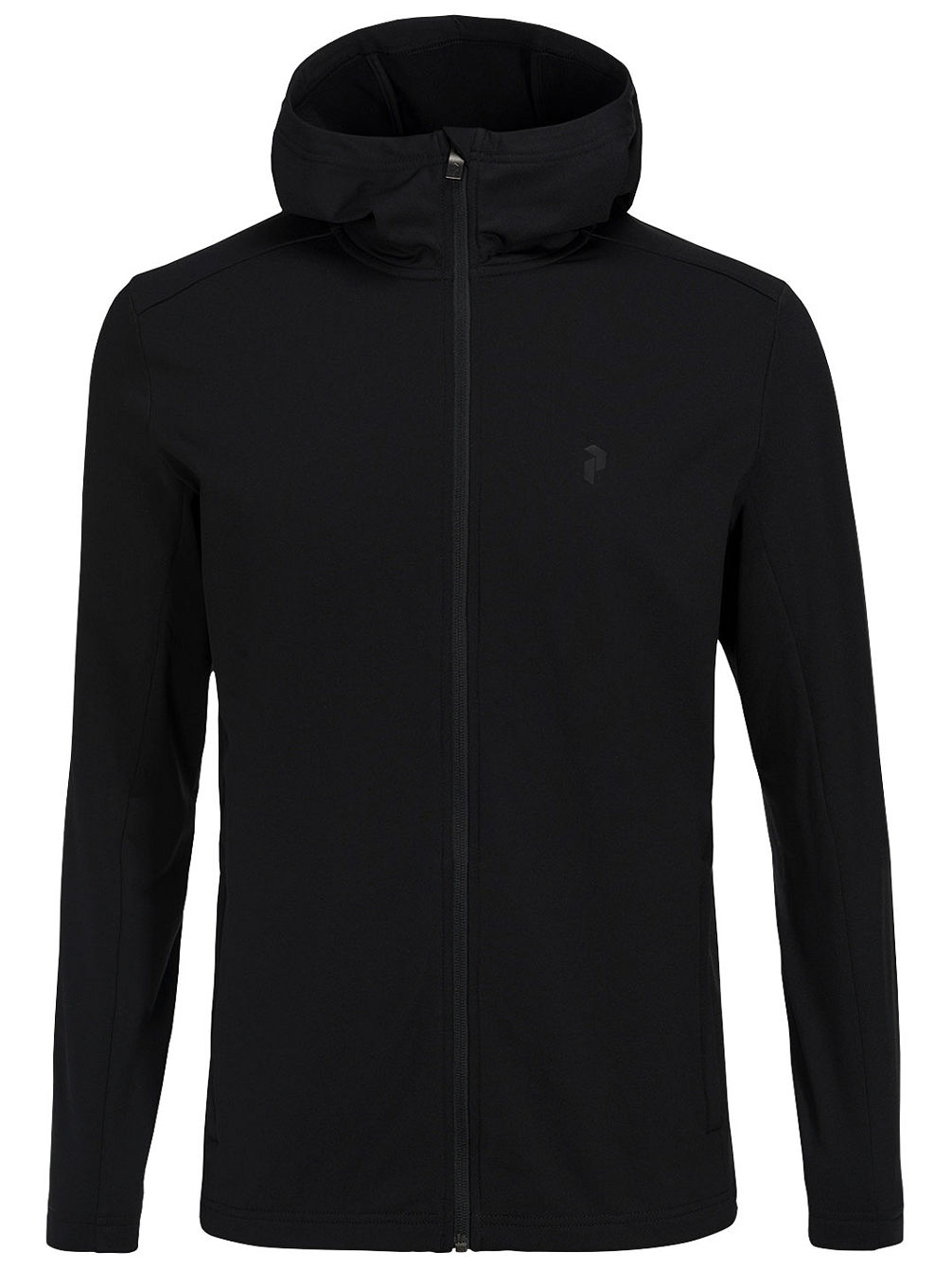 Ace Zip Hooded Fleecejacke