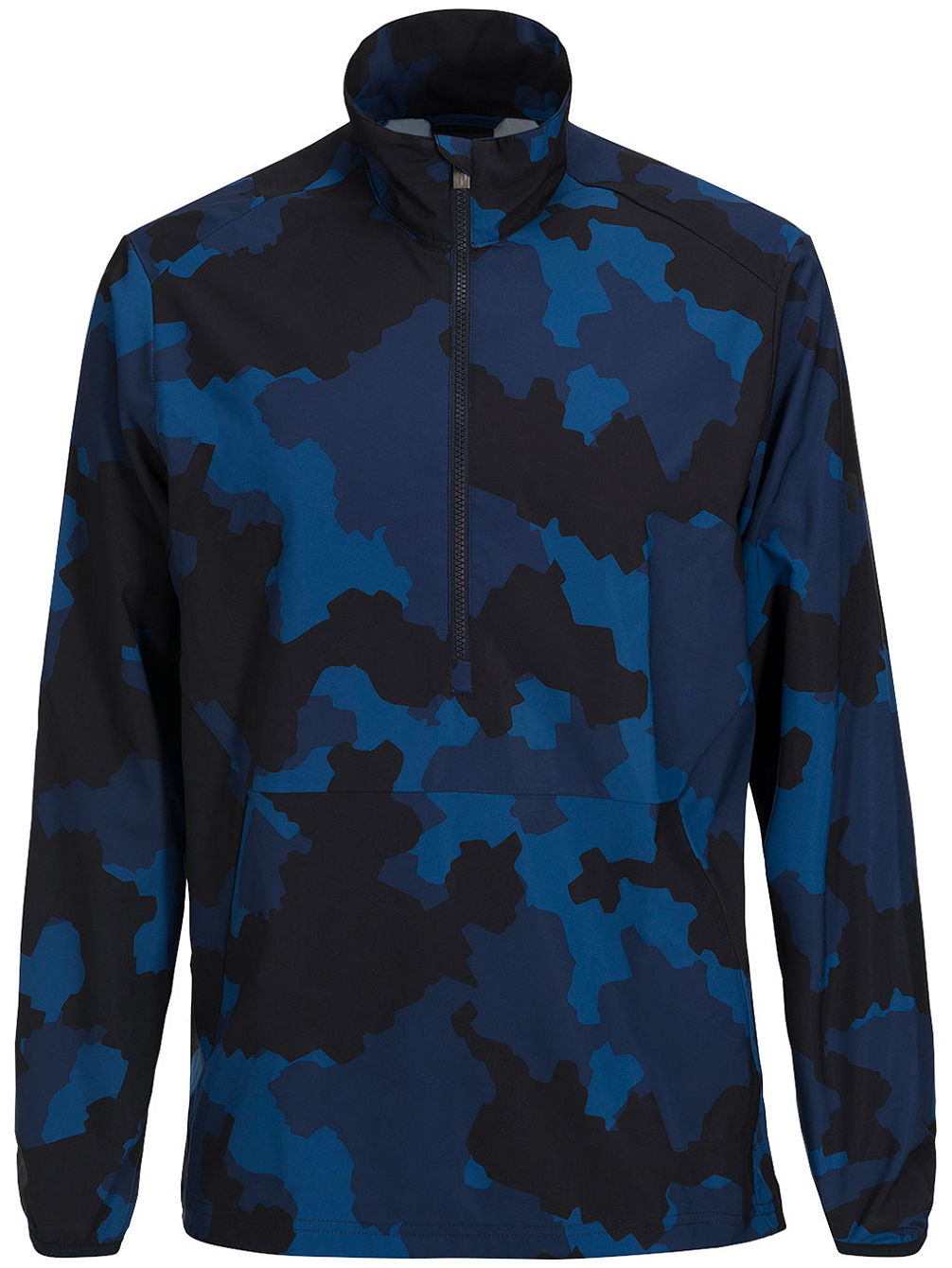 Iron Print Windbreaker