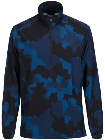Peak Performance Iron Print Windbreaker