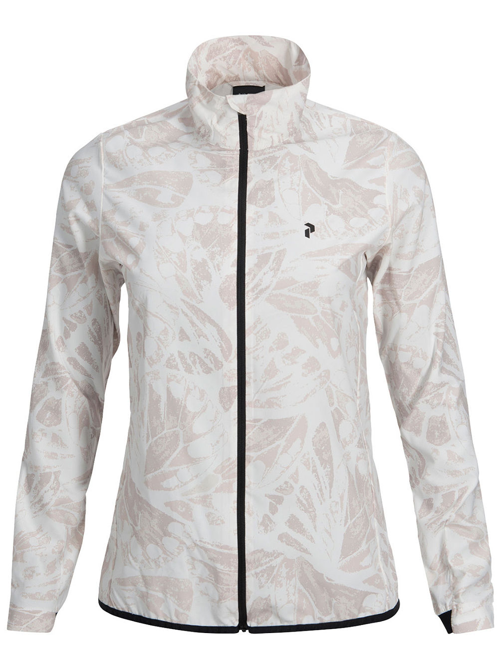 Warrington Print Windbreaker