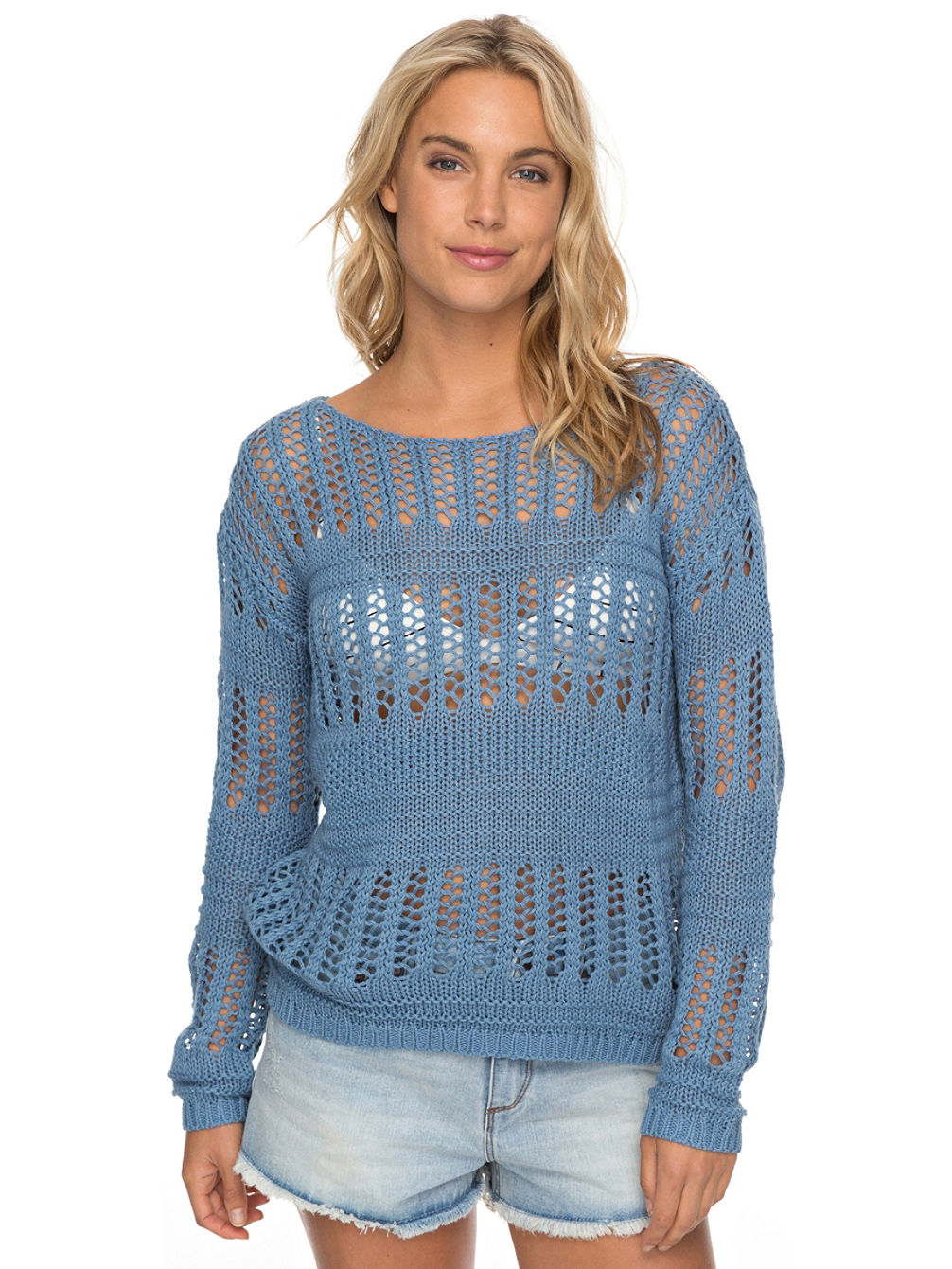 Blush Seaview Pullover