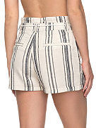 San Salvador Stripy Shorts