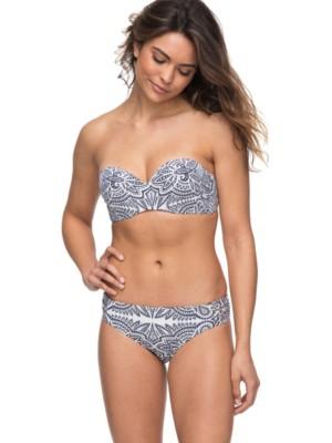 Bademode für Frauen - Roxy Girl Of The Sea M Bandeau 70'S Bikini  - Onlineshop Blue Tomato
