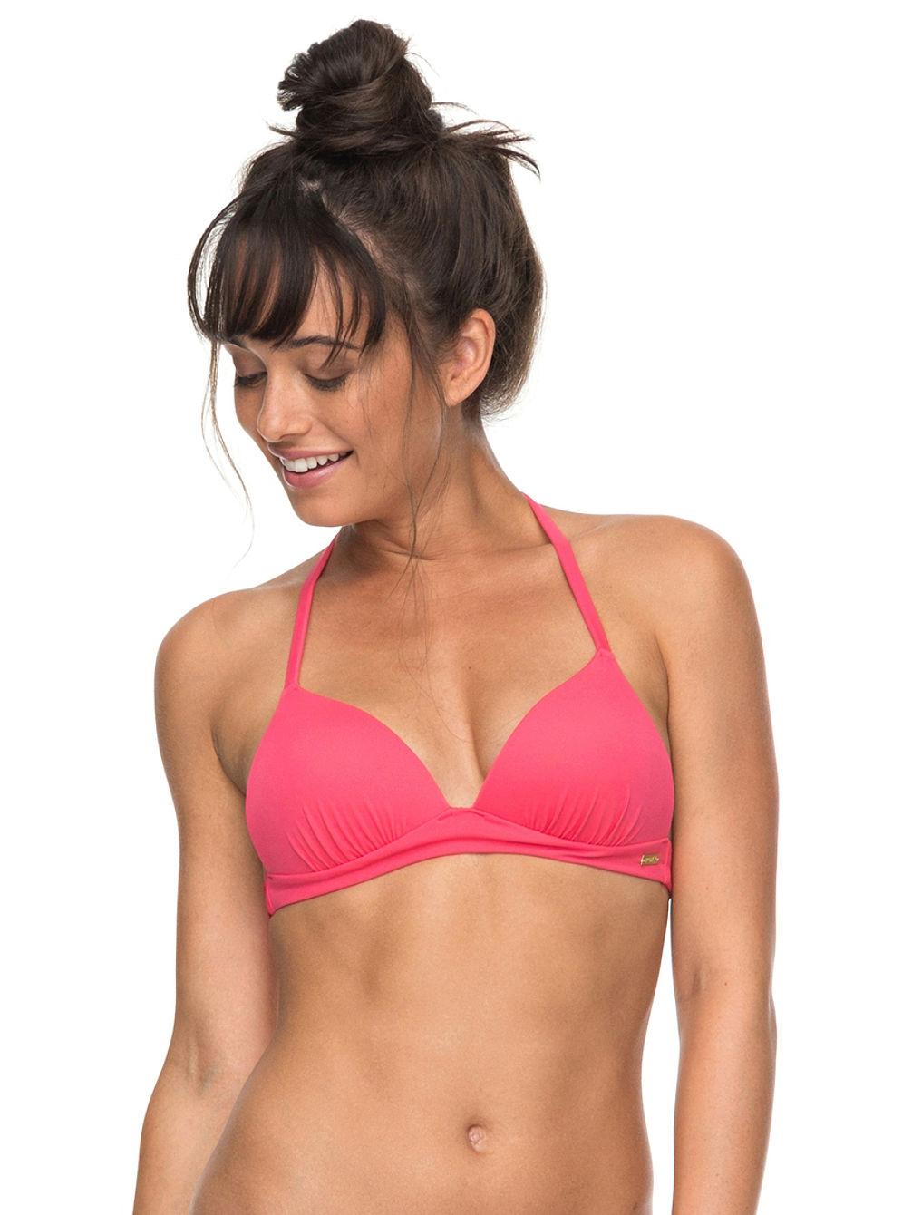 f5892de3b1e Essentials Molded Tri Bikini Top