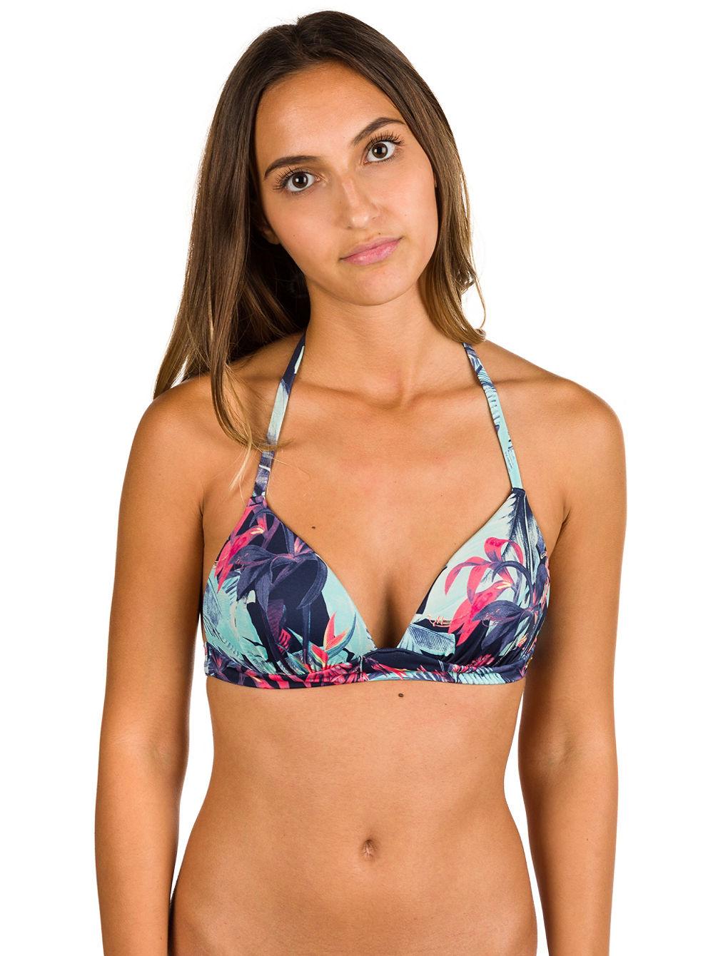 f3fd6b31655 Buy Roxy Prt Essentials Molded Tri Bikini Top online at Blue Tomato