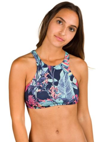 Roxy Prt Essentials Crop Bikini Top