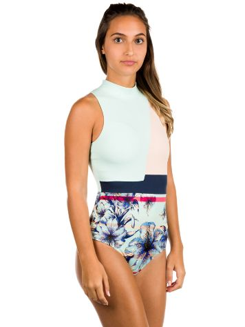Roxy Pop Surf Fashion Swimsuit