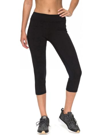 Roxy Spy Game Capri Jogginghose