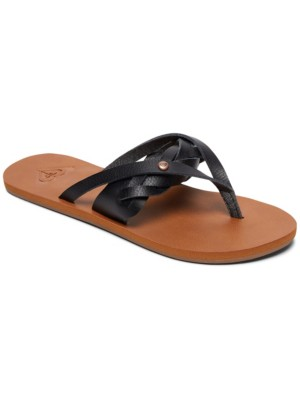 Roxy Soria Sandals Women black Damen Gr. 10.0 US qMMcpf