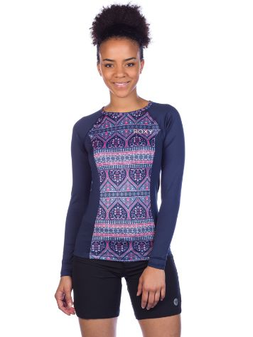 Roxy Waves Swim Longsleeve Lycra