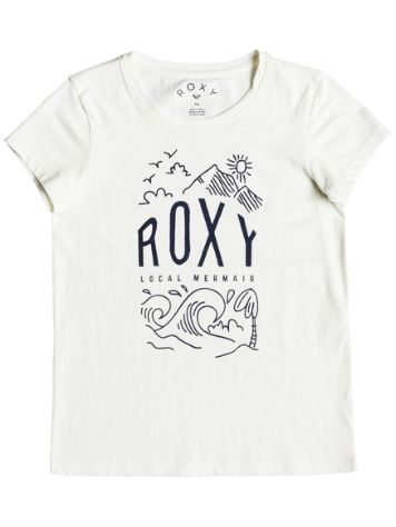 Roxy See You Again Night Surf T-Shirt Mädchen