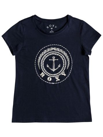 Roxy See You Again Anchor T-Shirt Girls