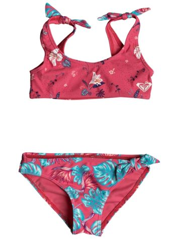 Roxy Mermaid Athletic Set Bikini Girls