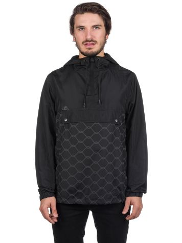 Sketchy Tank Chain Link Anorak Jacket