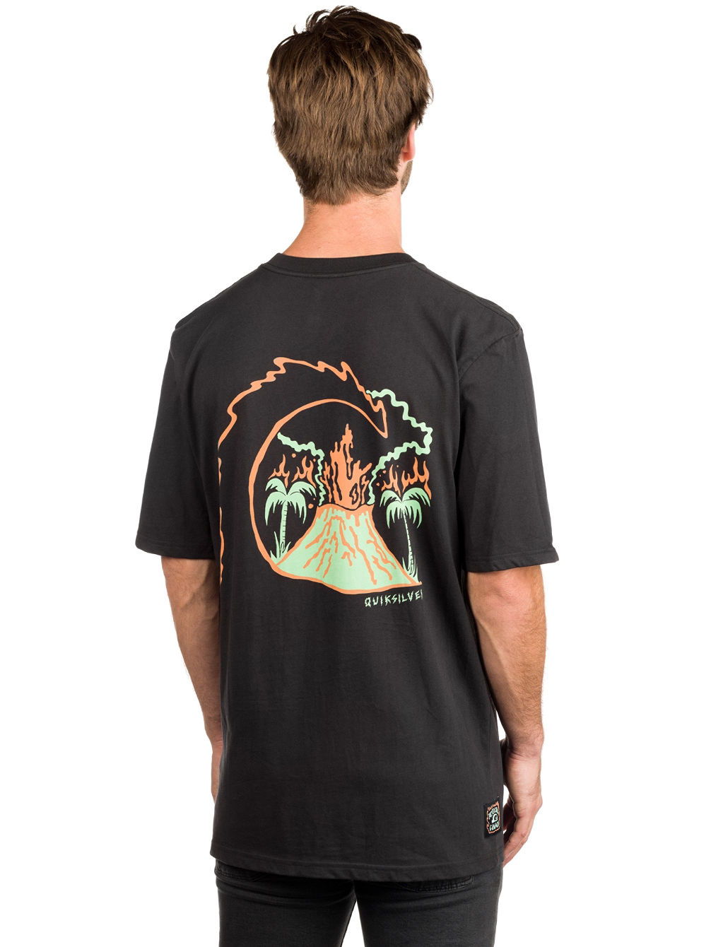 e57979745efbd Compra Quiksilver Pc Volcano Camiseta en línea en blue-tomato.com