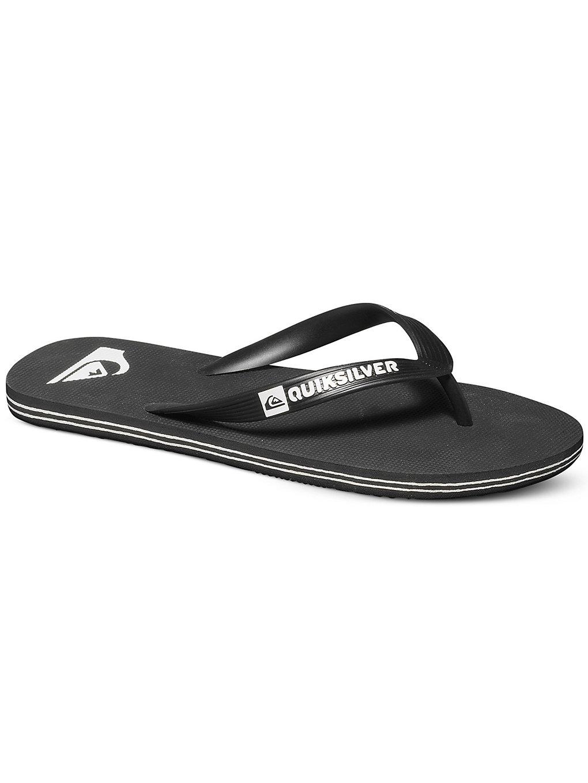 quiksilver molokai sandals white