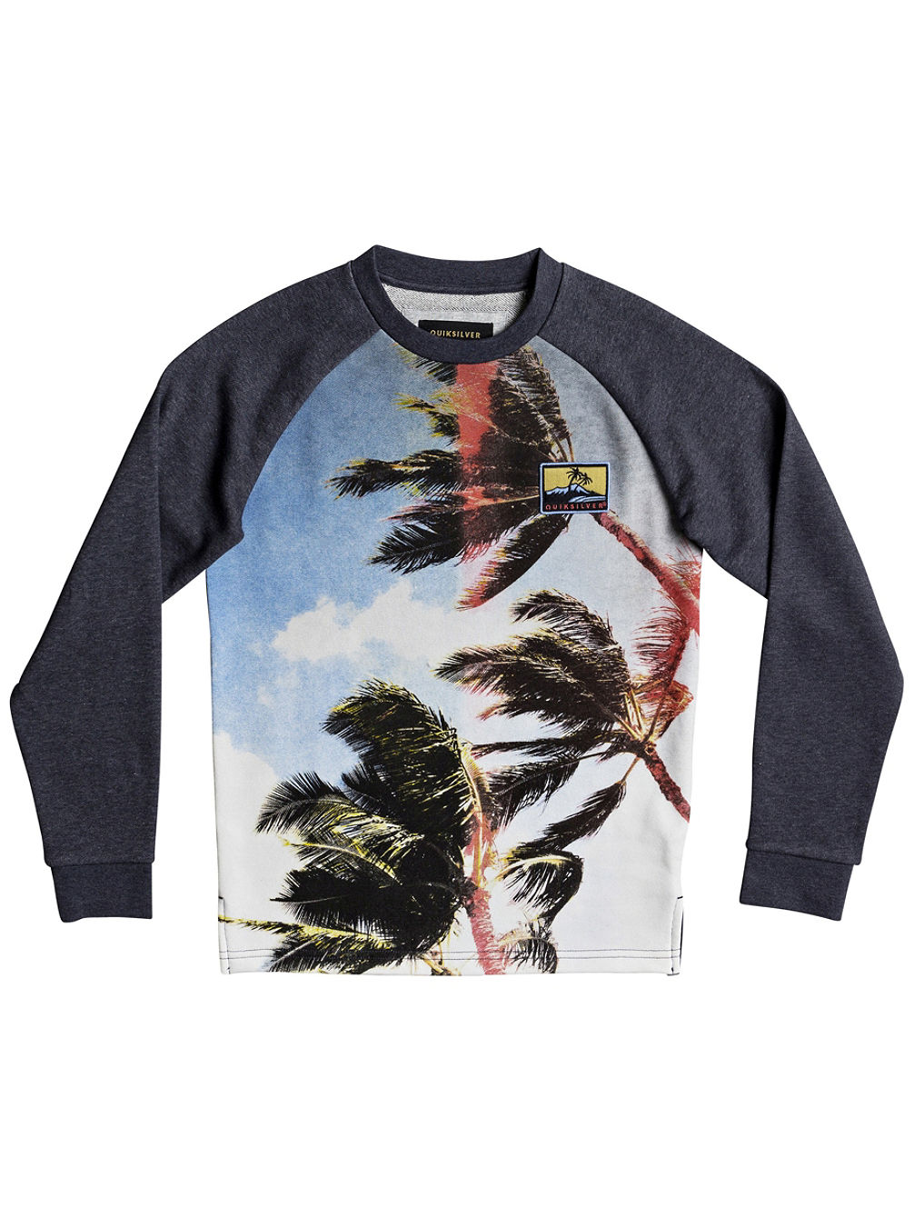 ee7f34a66a5759 Buy Quiksilver Vermeli Crew Sweater Boys online at Blue Tomato