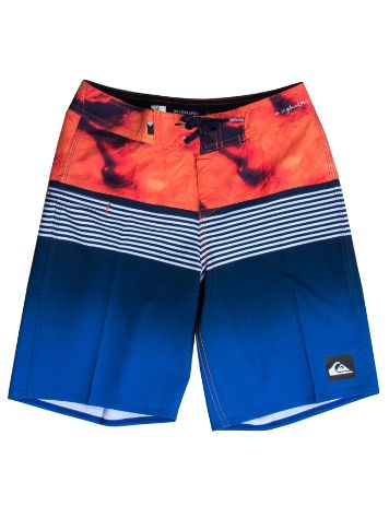 "Quiksilver Highline Lava Division 17"" Boardshorts B"