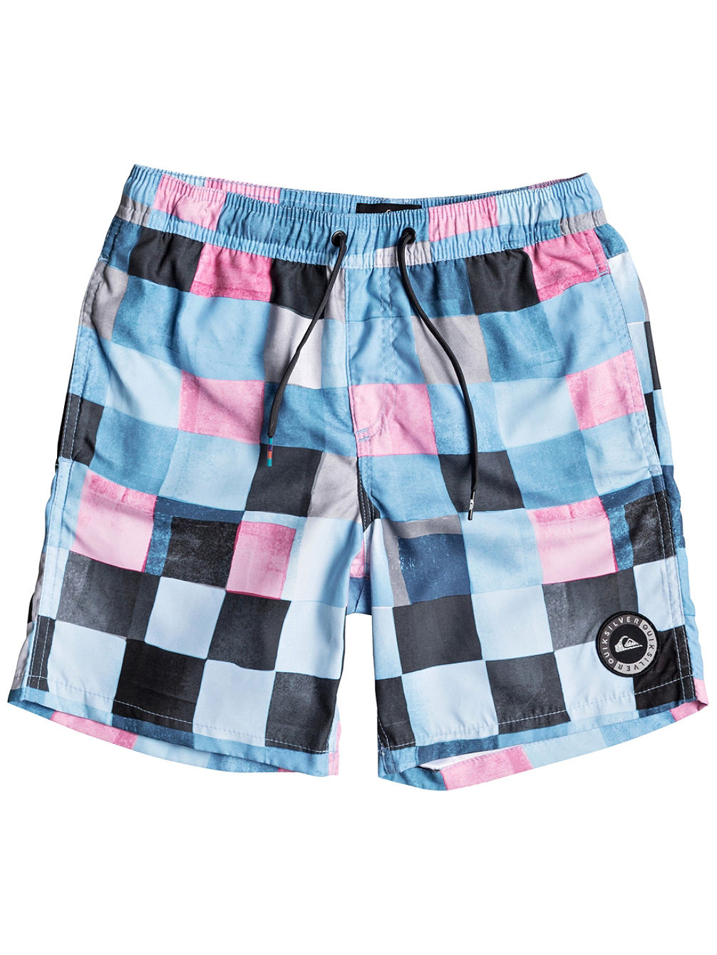 "Resin Check Volley 15"" Boardshorts Boys"