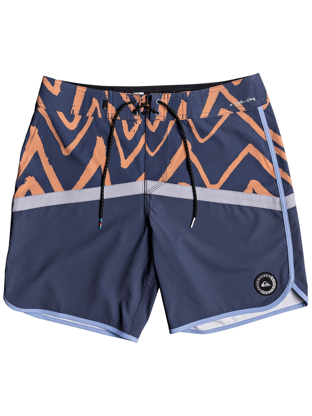 "Highline Techtonics 18"" Boardshorts"