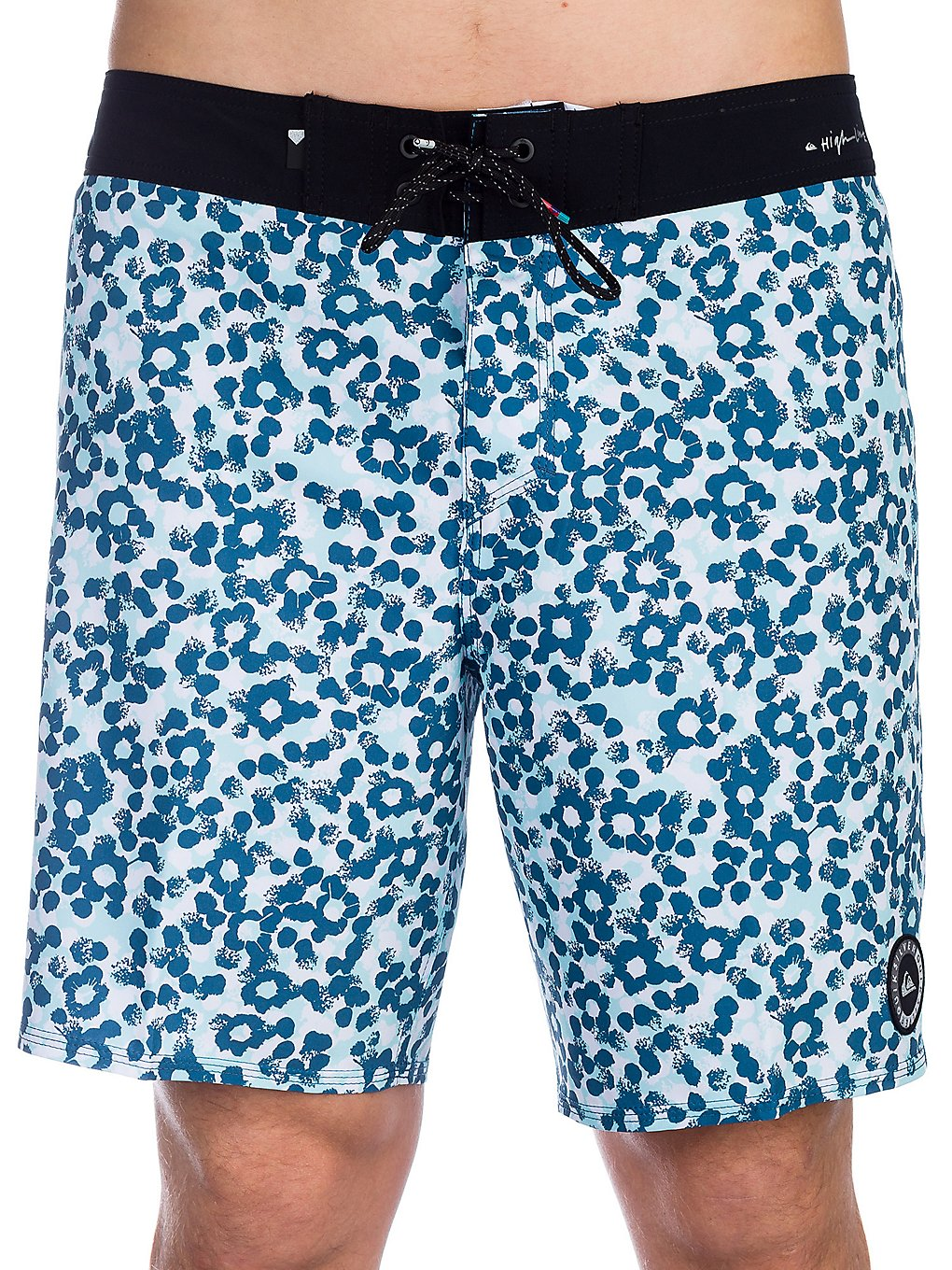 "Image of Quiksilver Highline Variable 19"" Boardshorts blu"