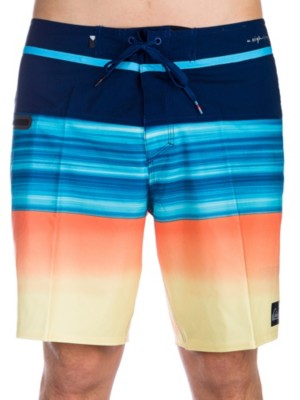 Cheap Real Authentic Particular Highline Hold Down Vee 18 Stripe Boardshort In Blue/Orange - Estate blue Quiksilver Outlet With Credit Card 1GwVwYjqu