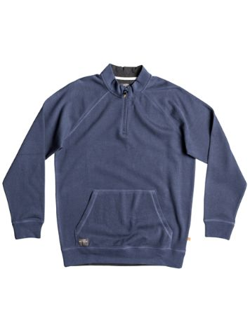 Quiksilver Great Wave Necked Fleece Pullover