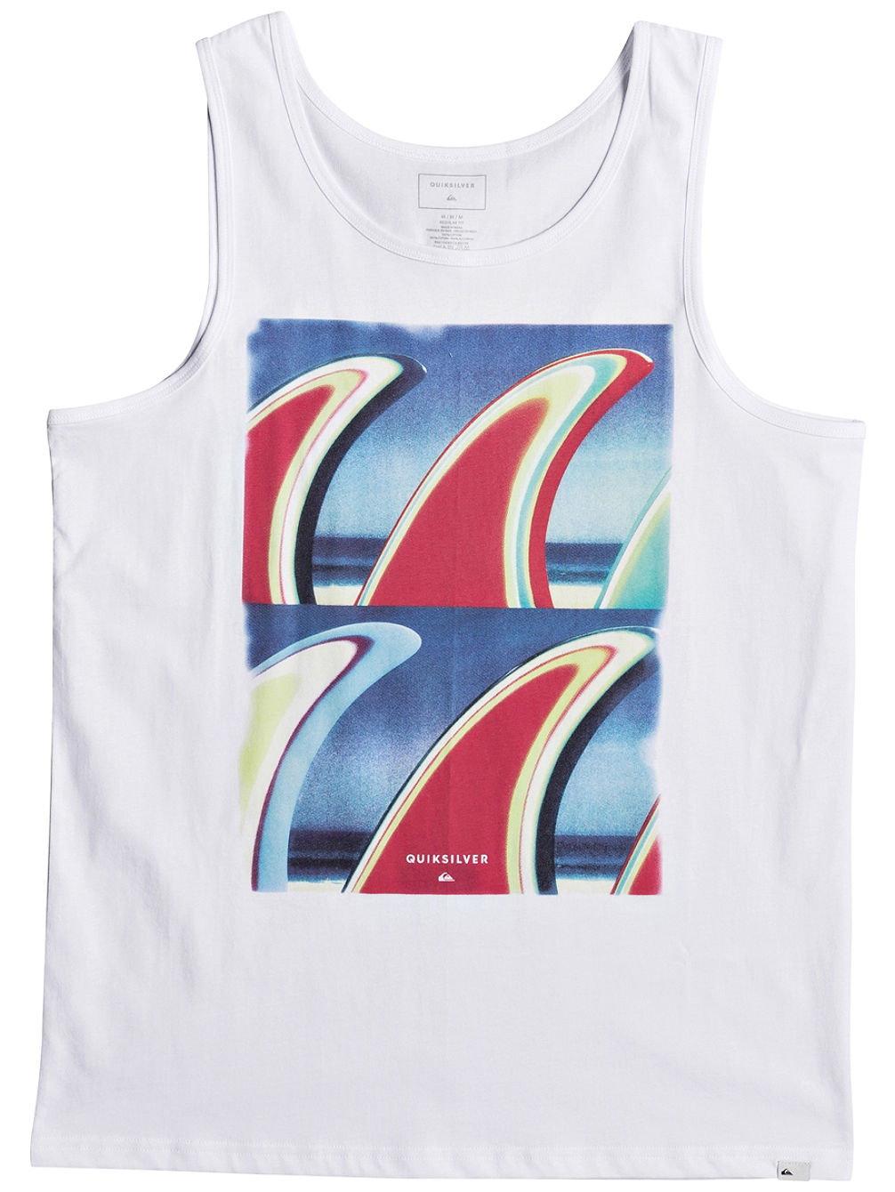 Fin Fanatic Tank Top