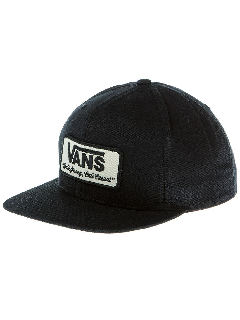 Buy Vans Rowley Snapback Cap online at blue-tomato.com 3f29603ce625
