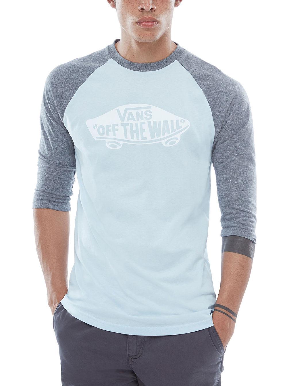 40b9a76b3c Buy Vans Otw Raglan Long Sleeve T-Shirt online at Blue Tomato