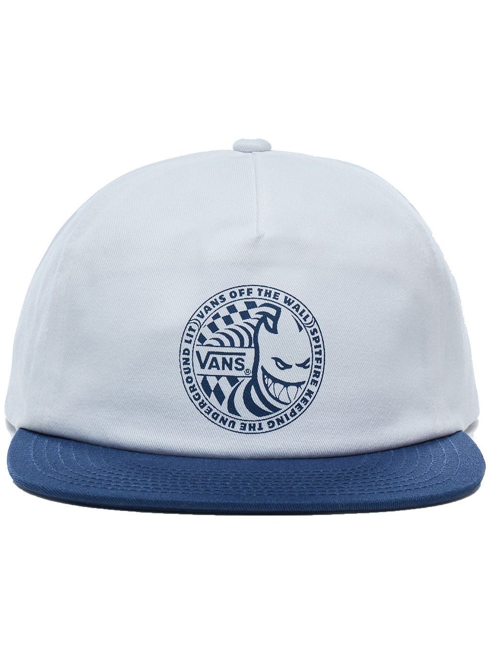 X Spitfire Shallow Unstructured Cap