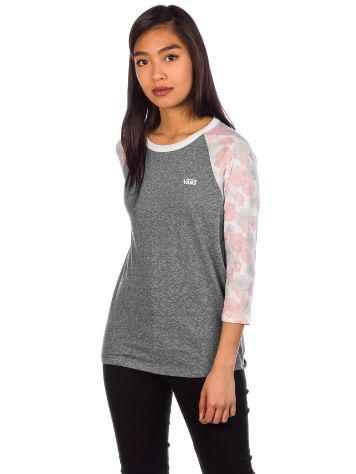 Vans Poppy Dream Raglan T-Shirt LS