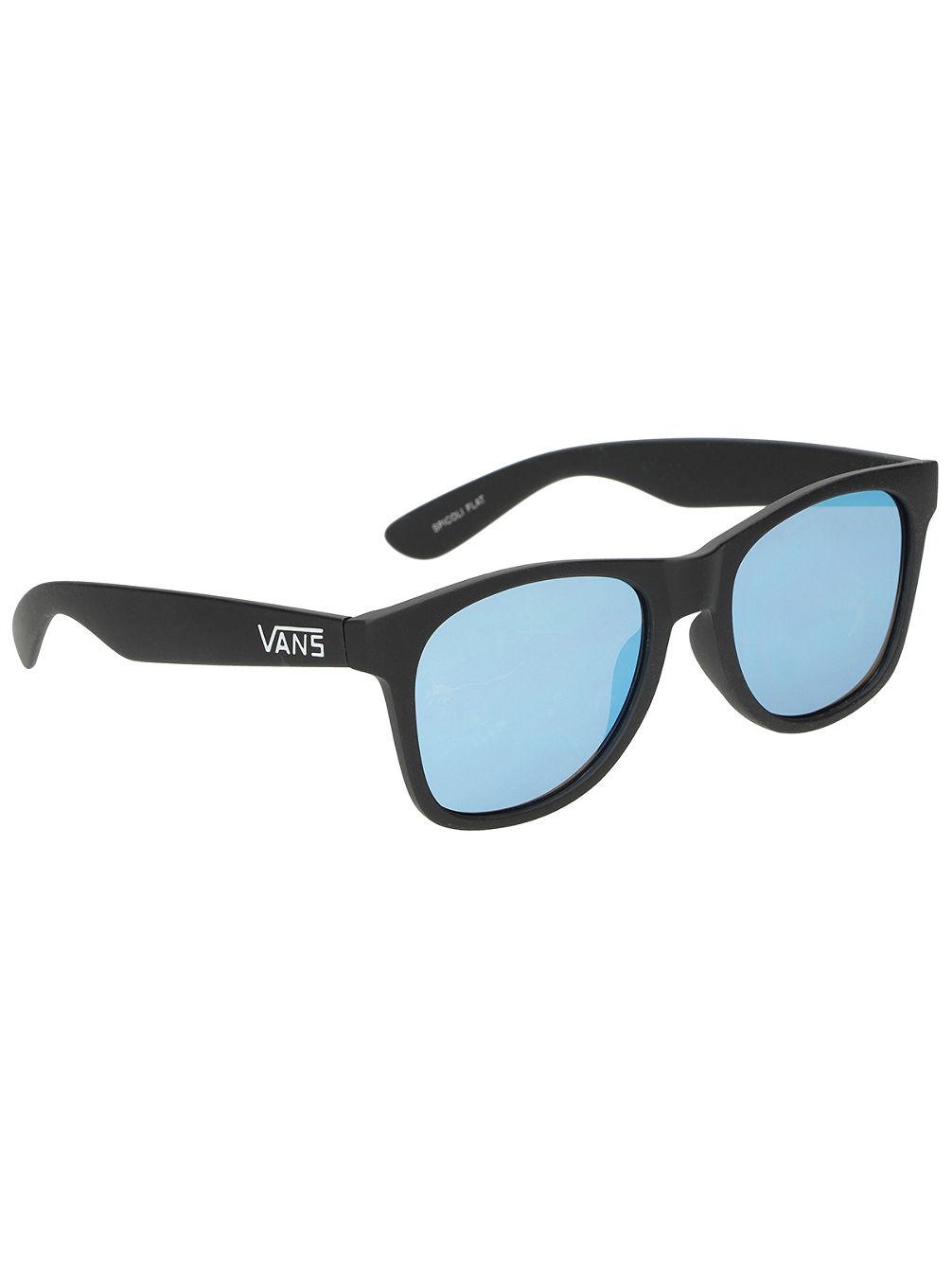 a7dee0dc38 Buy Vans Spicoli Flat Black Light Blue online at blue-tomato.com