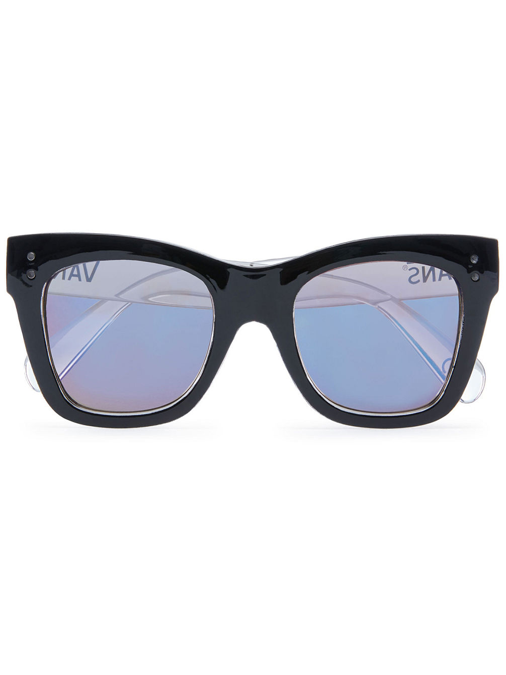Sunny Dazy Black-Clear Sonnenbrille