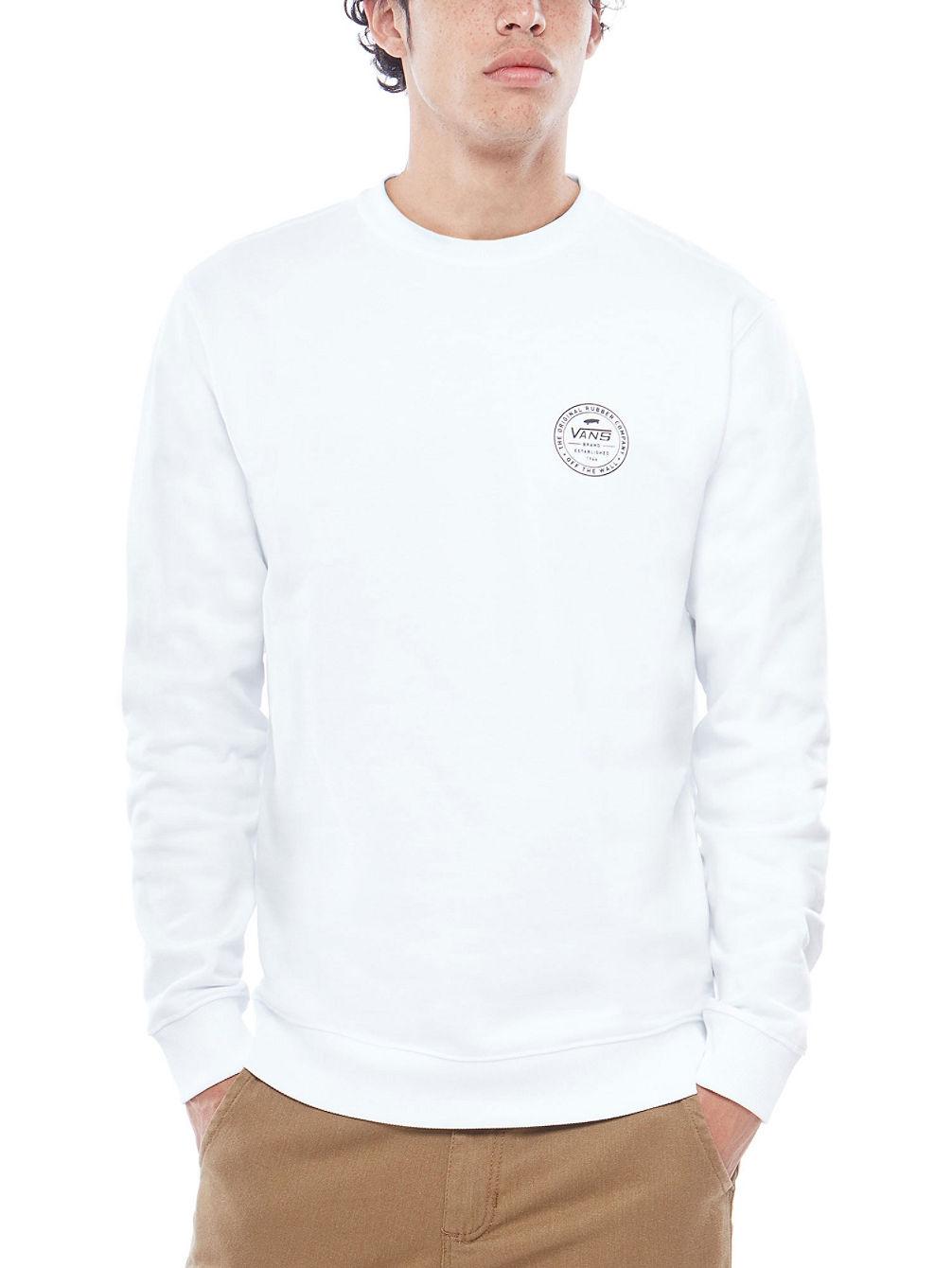 317f46fe86 Buy Vans Established 66 Crew Sweater online at blue-tomato.com