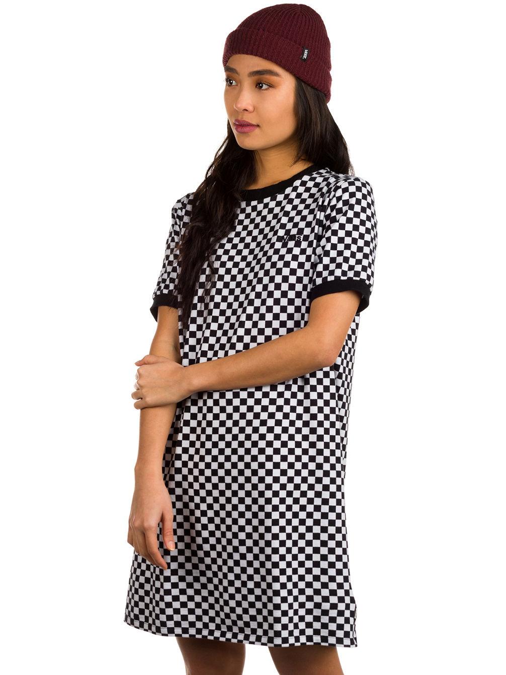 f44c9f7cd3 Buy Vans Checkerboard High Roller Print Dress online at Blue Tomato