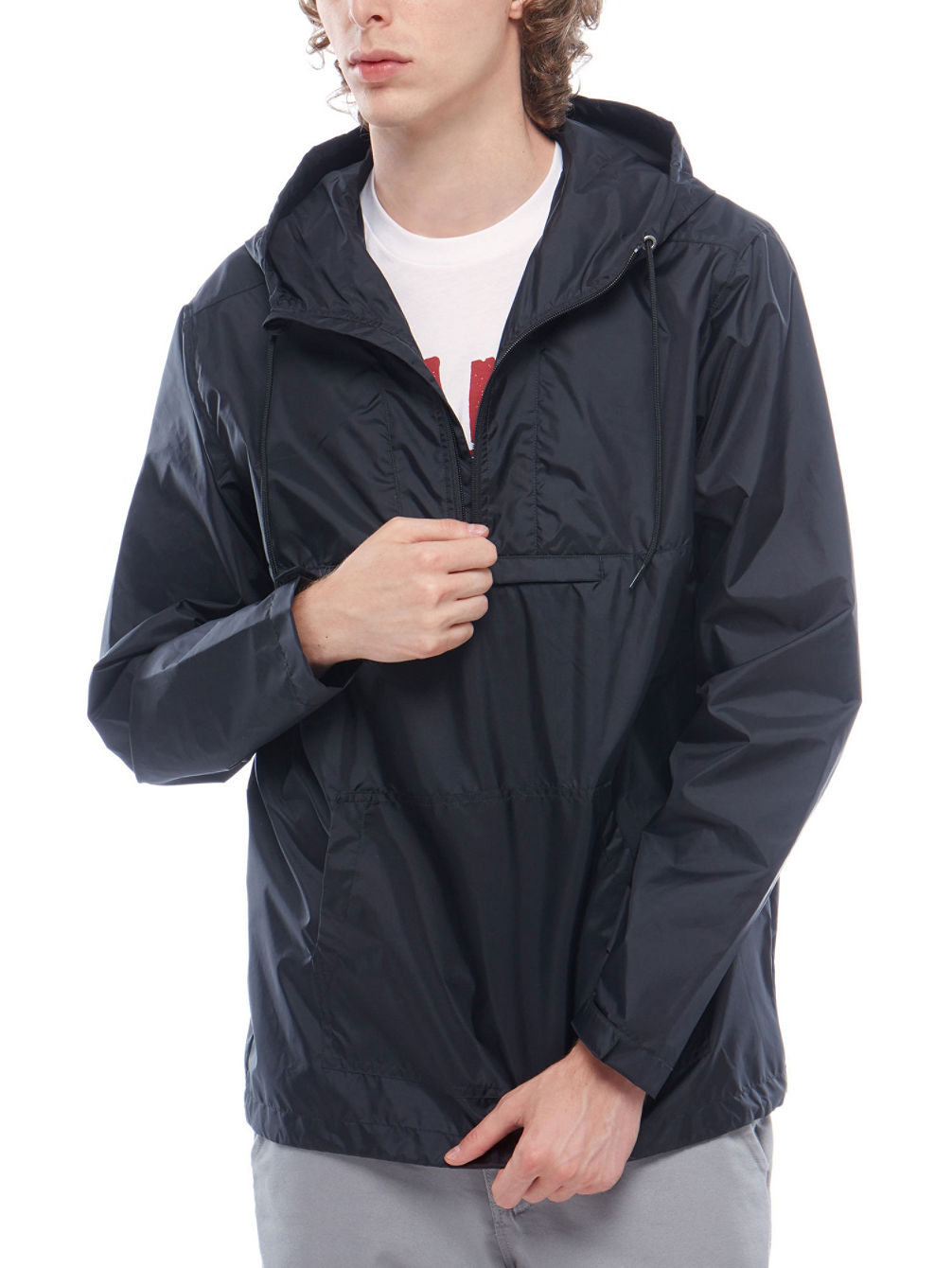 Washburne Windbreaker