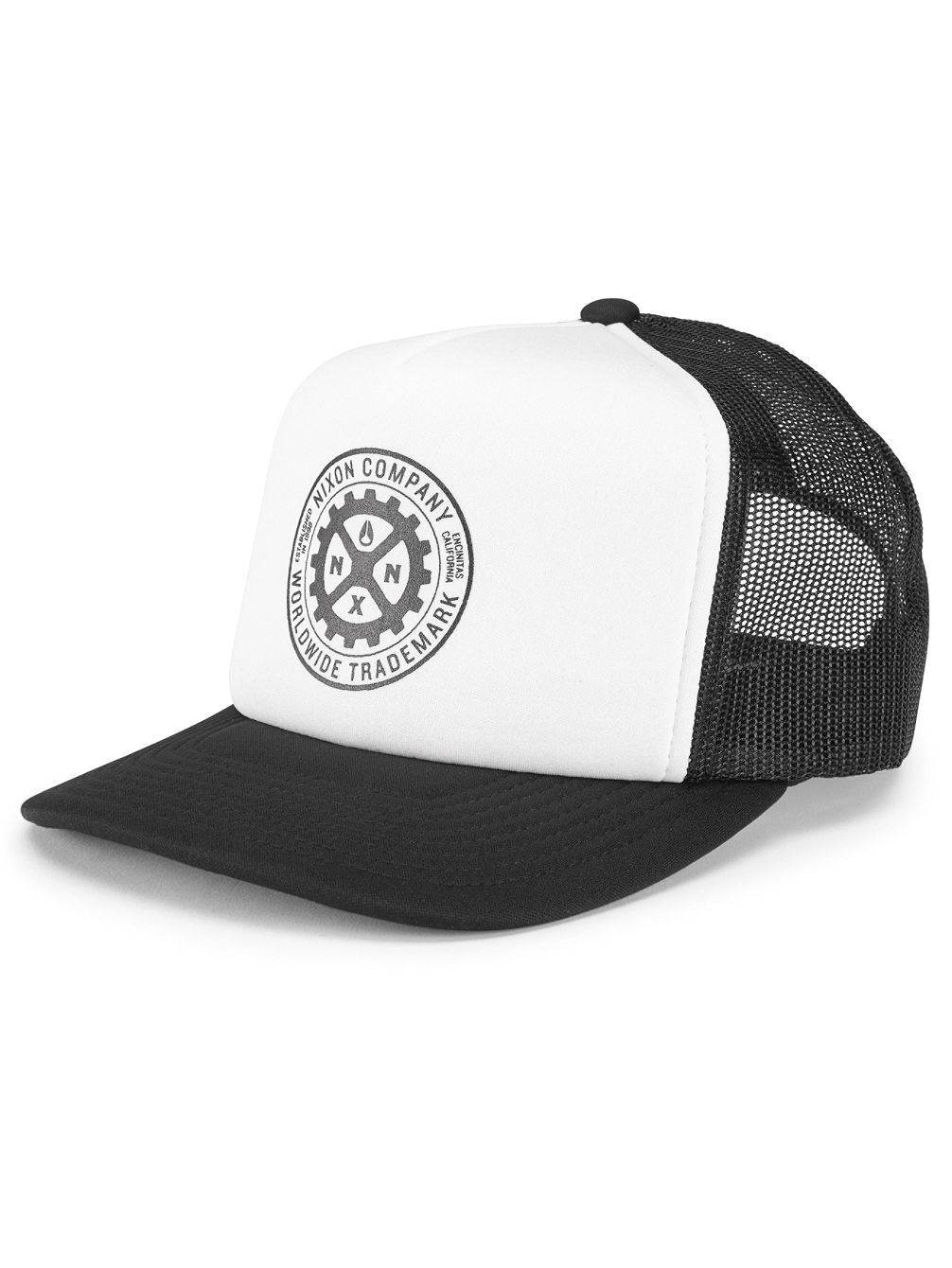 Low Trucker Cap