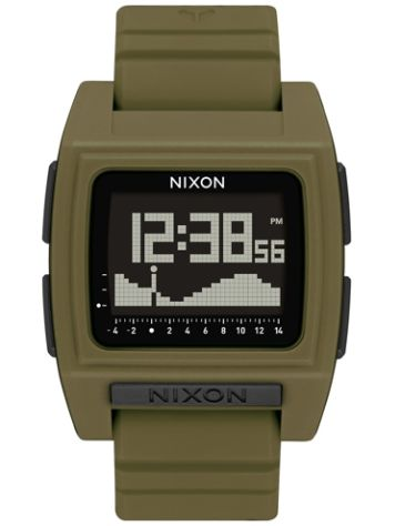 Nixon The Base Tide Pro Uhr