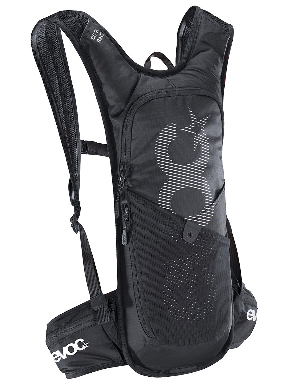 Cc 3L Race +2L Bladder Rucksack