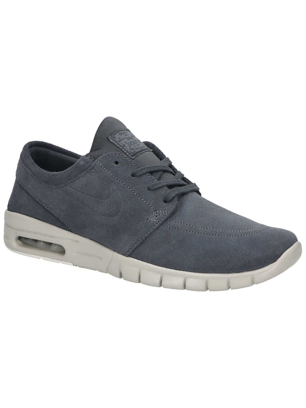Stefan Janoski Max Leather Sneakers