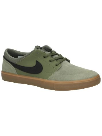 Nike SB Solarsoft Portmore II Skate Shoes