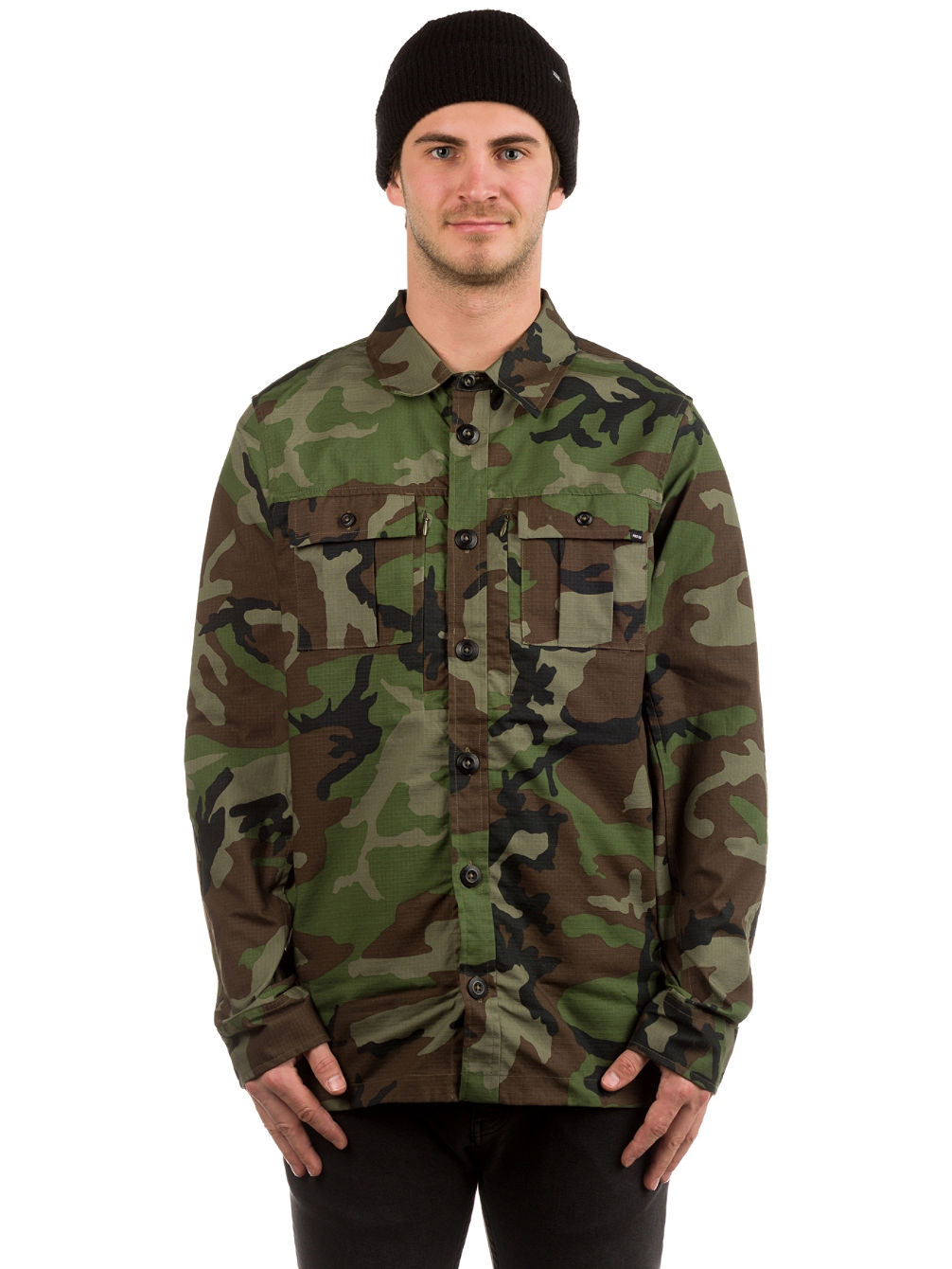FLX Top Holgate Erdl Jacket