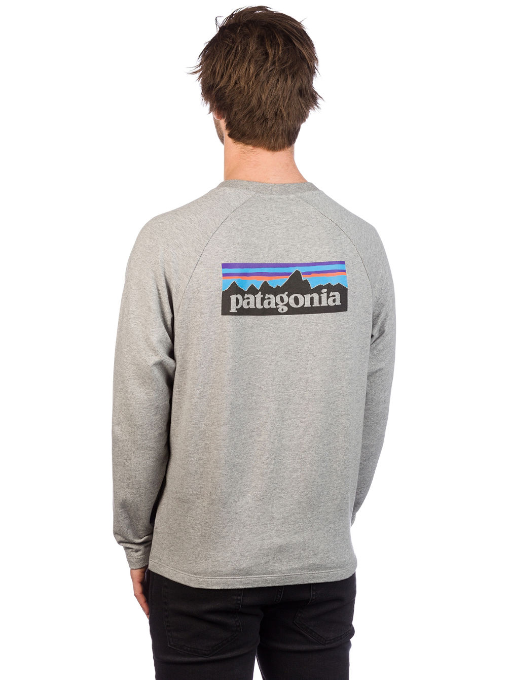P-6 Logo LW Crew Sweater