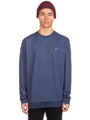 Patagonia P-6 Label MW Crew Sweater classic navy Gr. XL