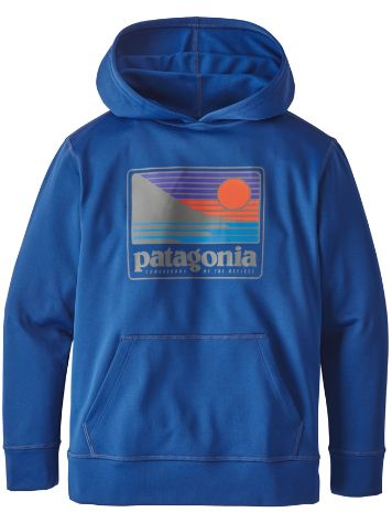 Patagonia Graphic Polycycle Kapuzenpullover