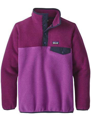 Patagonia LW Synchilla Snapt Fleece Pullover Mädchen